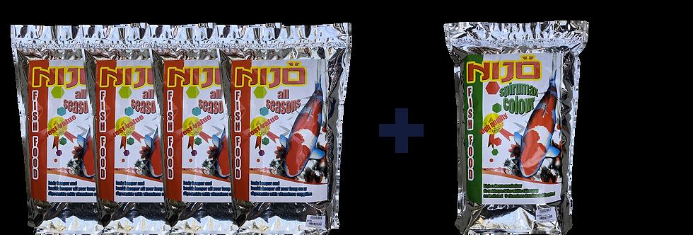 Nijo Color & Maintenance Pack