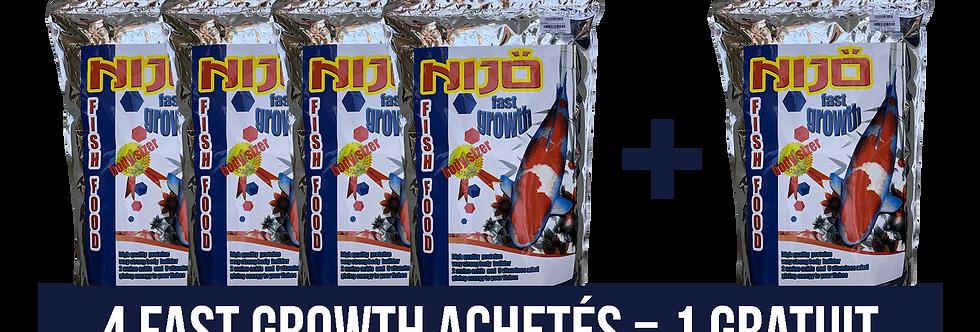 Nijo Promo Pack Fast Growth