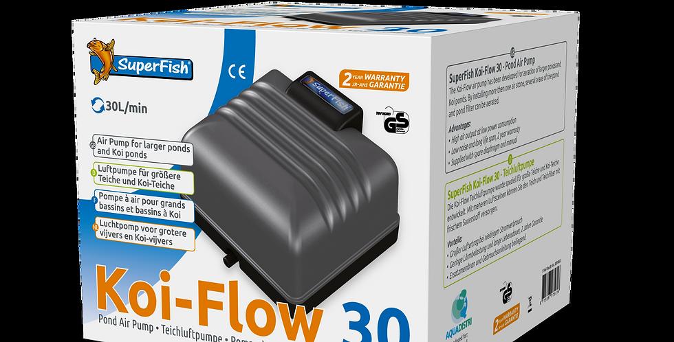 Superfish - Kit à air - Koi Flow 30