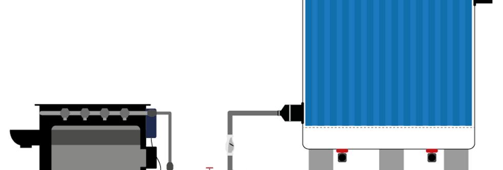 Cubi - Configuration n°3 - Placé après filtre à tambour