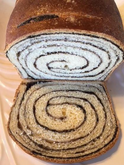 mile high cinnamon bread