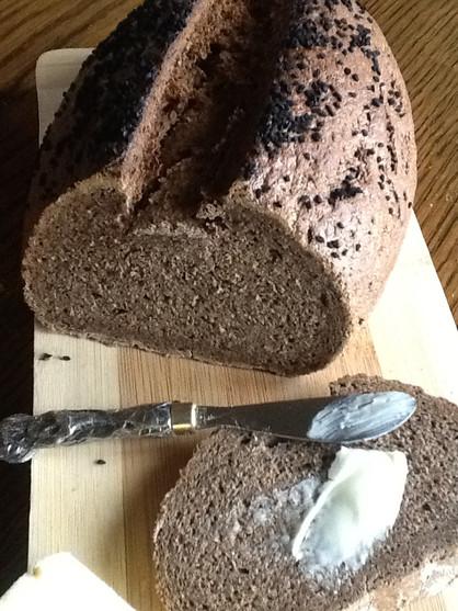 Russian Black Bread
