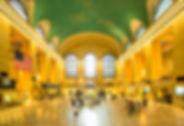Grand Central Station of New York City.j