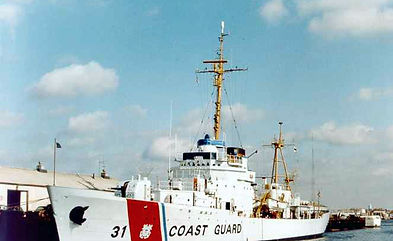 United States Coast Guard Cutter