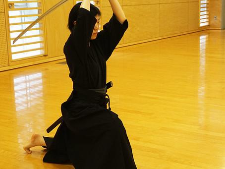 居合を始めたきっかけ|無双直伝英信流入門 女性剣士