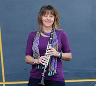 Julie Begg Clarinet and Saxophone Instructor