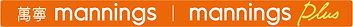Mannings logo