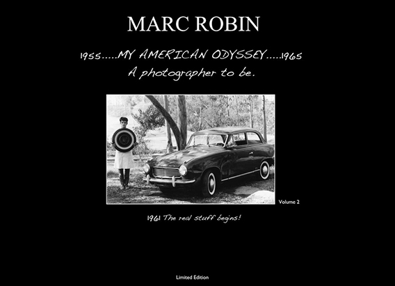 My American Odyssey 55/65 Tome 2