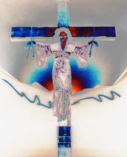 Woman on Cross