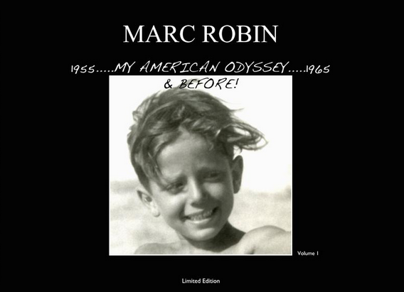 My American Odyssey 1955-65 Tome 1