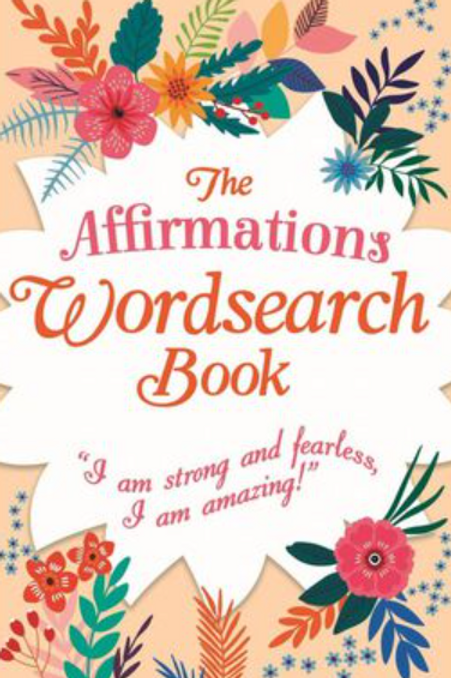 AFFIRMATION WORDSEARCH BOOK