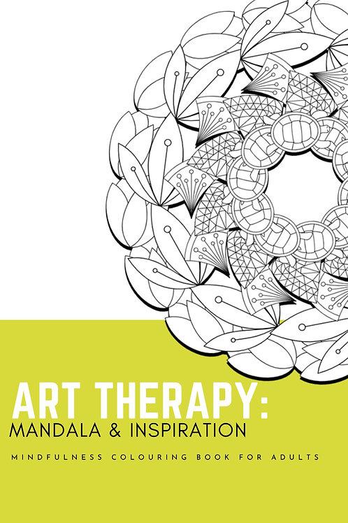 ART THERAPY: Mandala & Inspiration