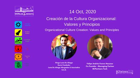 Creación de la Cultura Organizacional: Valores y Principios.