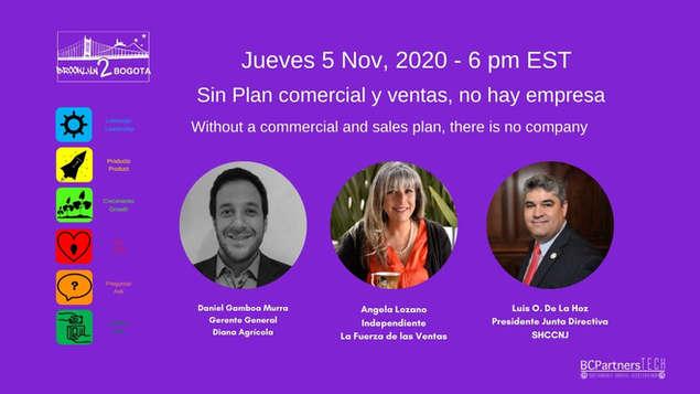 Sin Plan comercial y ventas, no hay empresa