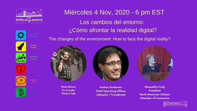 Los cambios del entorno:  ¿Cómo afrontar la realidad digital?