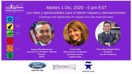 Los retos y oportunidades para el talento hispano y latinoamericano