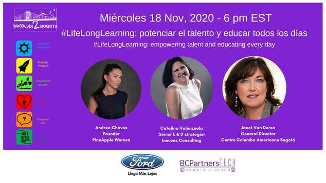 #LifeLongLearning: potenciar el talento y educar todos los días