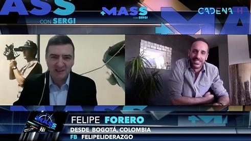 Foto entrevista Felipe Forero cadenaH.pn