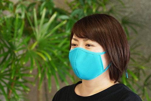 夏用 洗える制菌UVマスク