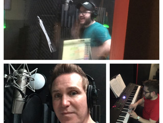 Recording the Original Cast CD