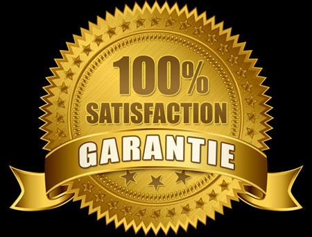 Garantie Sanctum sur les produits
