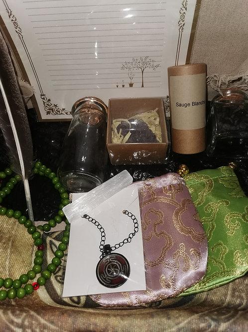 Unique - boîte ingredients pour rituel