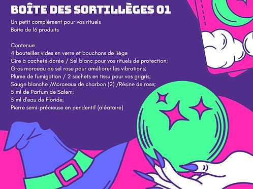 Sortillèges - 01