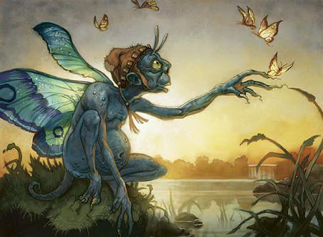 Bestiaire- Les fées