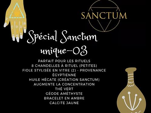 Spécial SAnctum - unique 03