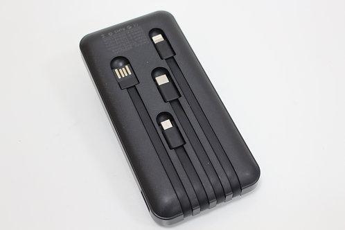 モバイルバッテリー 4LINE