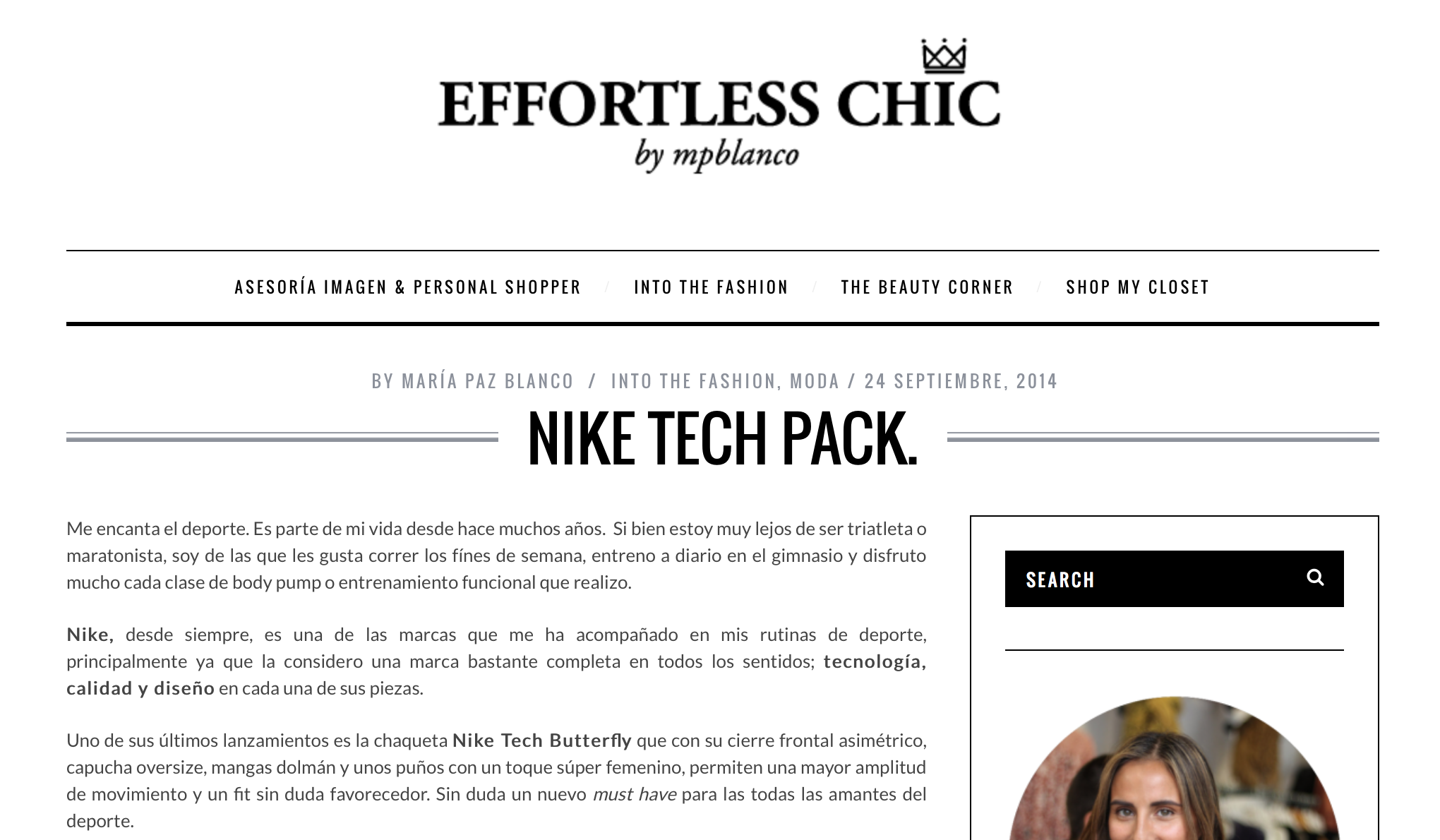 Effortlesschicofficial / Mpblanco