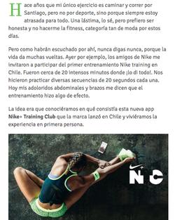 Women´s health / Blog Taconeras