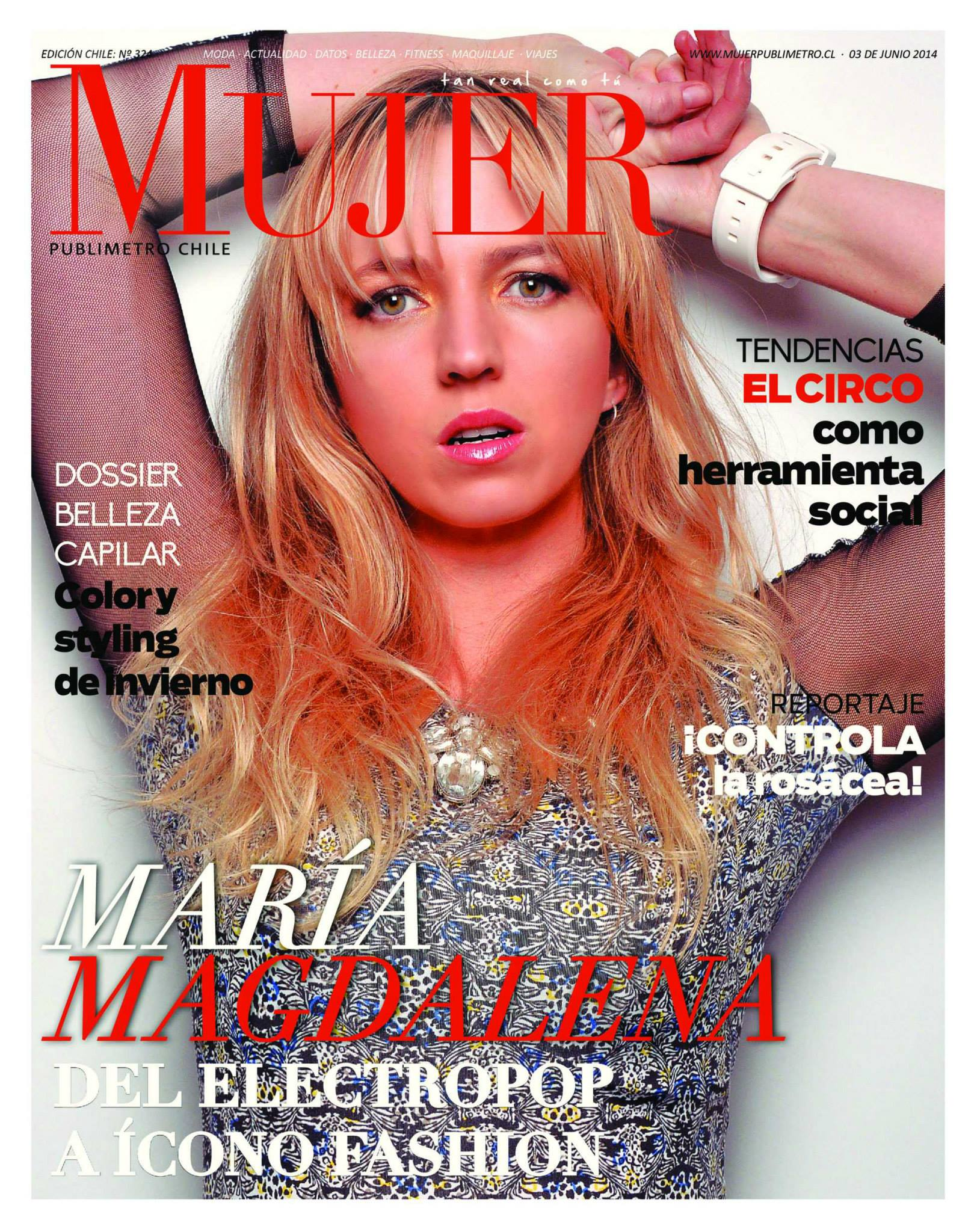 Revista Mujer Publimentro