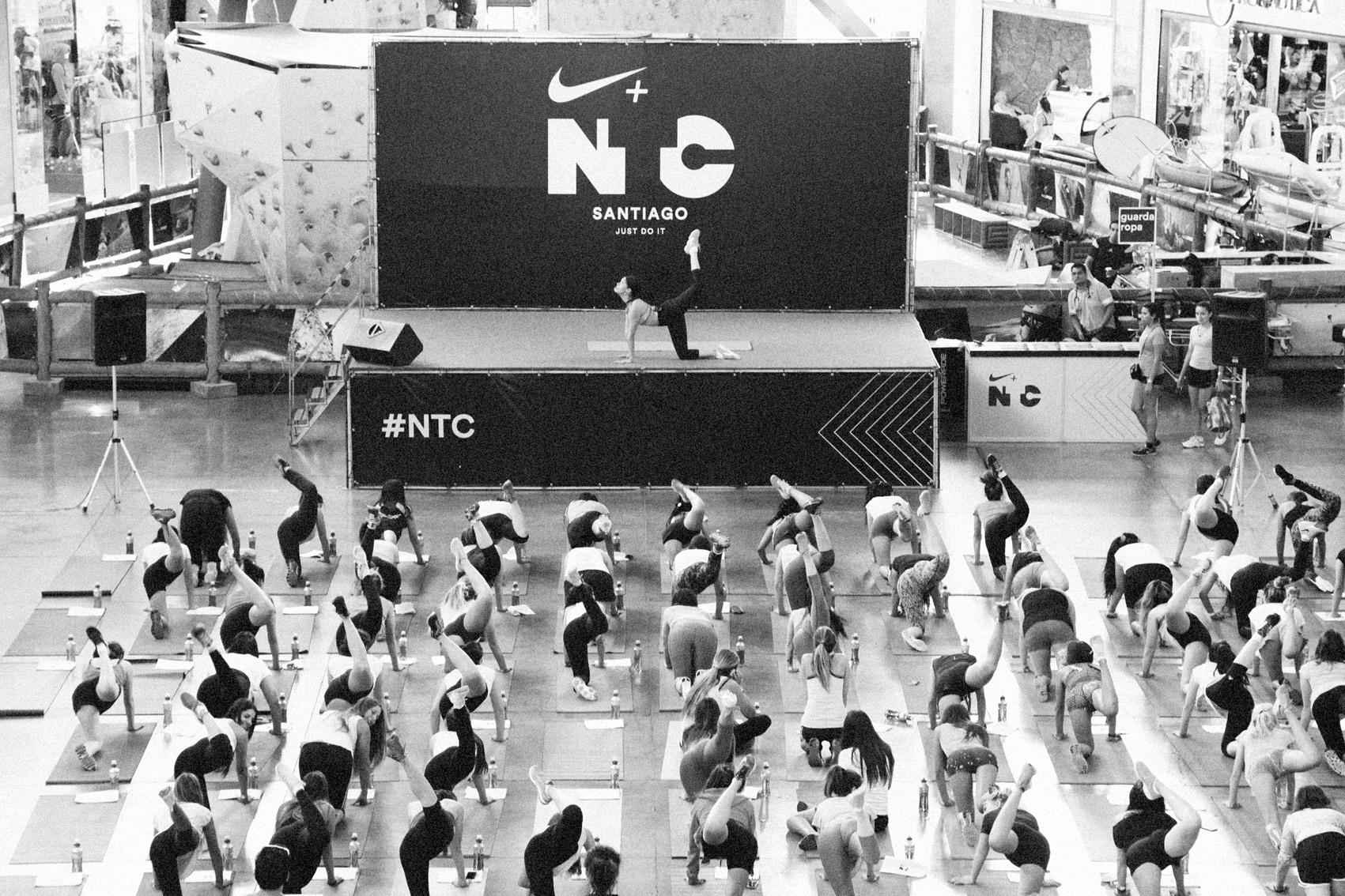 Nike NTC en MallSport