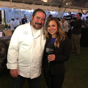 Emeril Lagasse Exclusive Interview