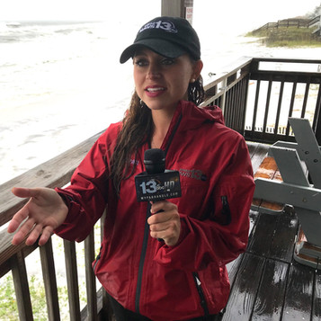Hurricane Michael: Reporting from the Eye of the Storm