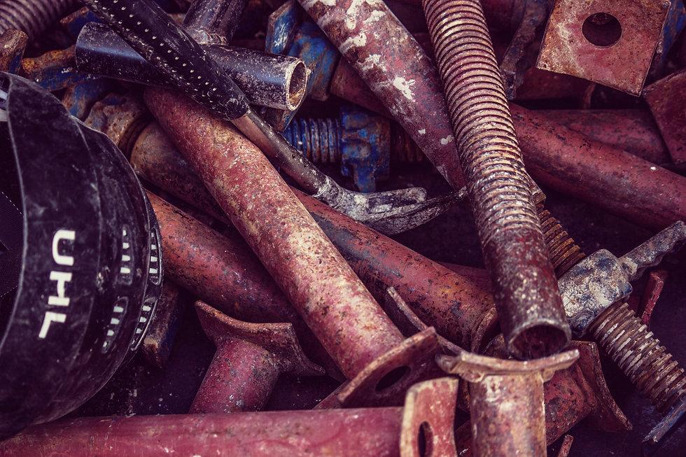 scrap metal hamilton