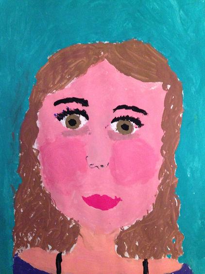 bussum, knutselen, juf son, jufson, cursus, kinderen, knutselen, tekenen, schilderen, creatieve ontwikkeling kinderen, kinderfeestjes, portret tekenen, portret schilderen, portret