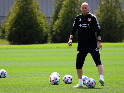 Jaap Stam:  The Break will be no Vacation.