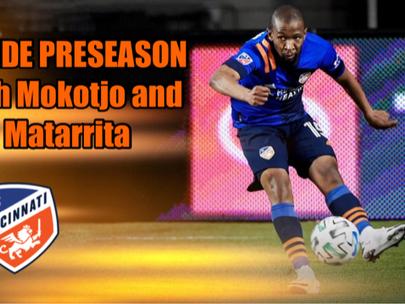 Inside Preseason:  Mokotjo and Matarrita
