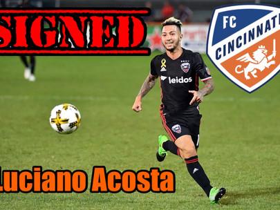 Luciano Acosta Finally Official