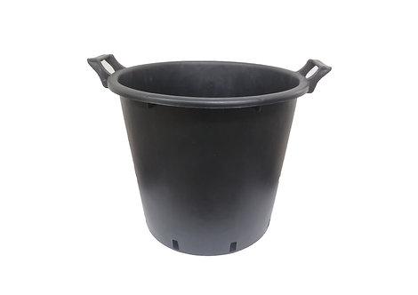 ハンドル付き樹脂ポット(M)