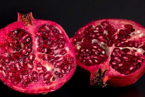 3 Wick Black Pomegranate