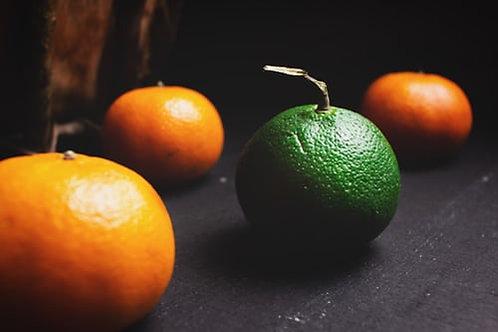 Lime, Basil & Mandarin