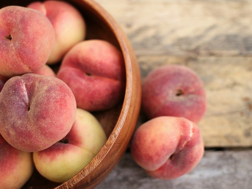 Peaches and …. sewers