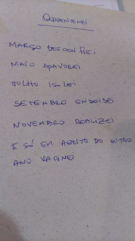 Poema - Fabiano Ramos (fotógrafo voluntário no Instituto Embarque)