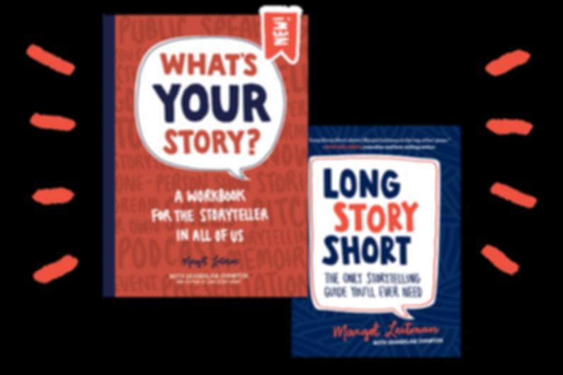 Margot Leitman What's Your Story Long StoryShot
