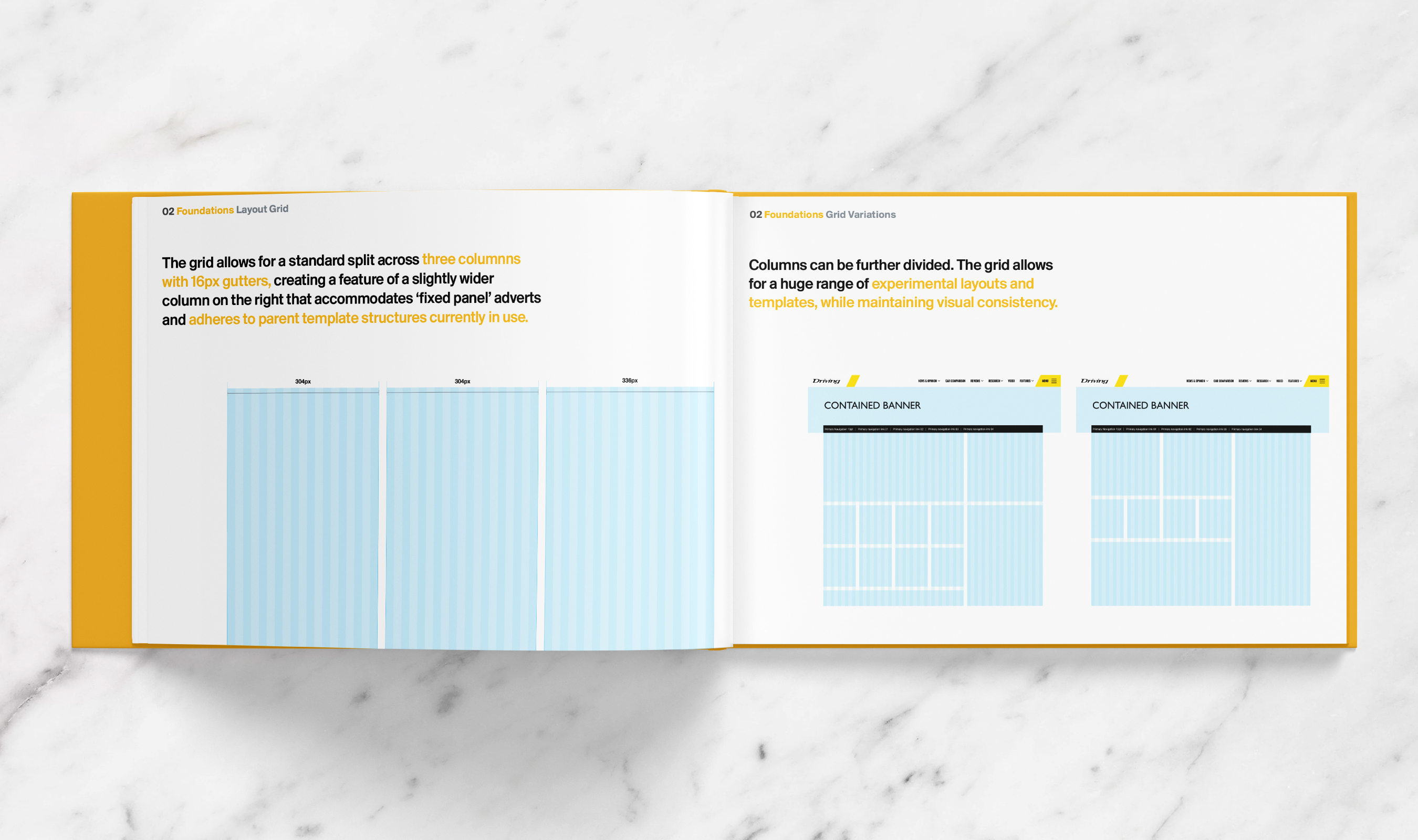 Brand Standards Grids