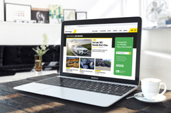 Driving.ca Home Page Redesign