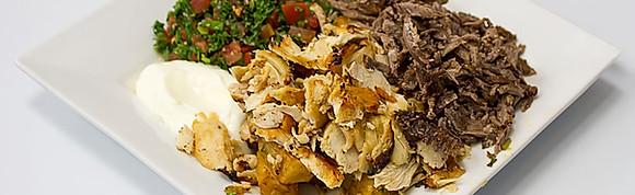 Shawarma Plates